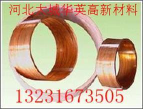 供应各种规格型号【紫铜垫片】华英优质产品供应商