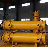 列管式冷却器,壳管式换热器