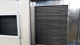 制药行业专用热管式能量回收机组