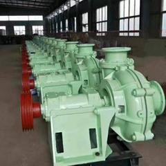 湖北天门水泵厂家超耐磨渣浆泵压滤泵液下泵整机配件