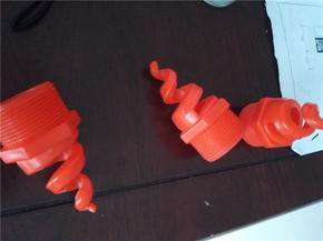 PP塑料螺旋喷头价格