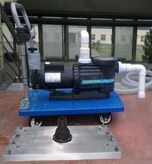 东营泡澡池池底吸污设备ZR-A大吸污机