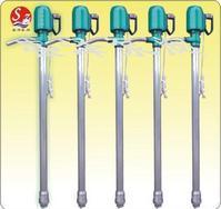 手提式电动油桶泵