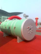 燃气导热油炉