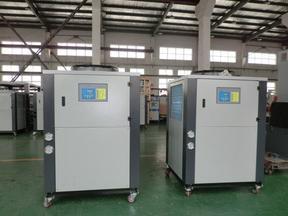 冷水机(冷热两用)涡旋式冷水机组
