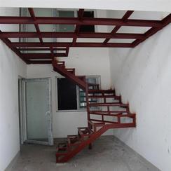 上海睿玲钢结构楼梯安装
