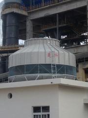 125T圆形冷却塔冷却塔图片中央空调专用