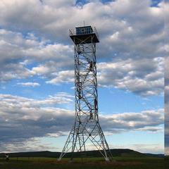 钢结构防火瞭望塔 内蒙古防火瞭望塔 防火瞭望塔厂家