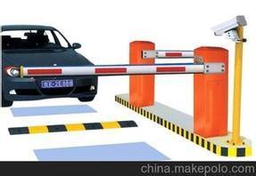 停车场自动车牌识别系统