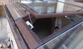 阳光房专用铝合金天窗