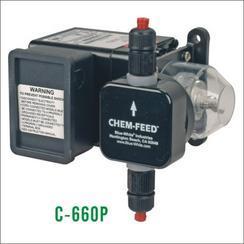 CHEM-FEED�{白�量泵