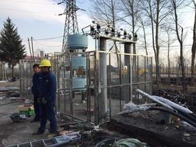 ZRTBBZW高压户外自动电容补偿柜TBB10-1500