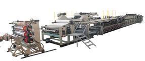 铝塑复合板材挤出生产线