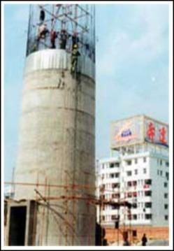 北京水泥烟囱加高公司