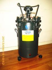 宝丽涂料桶 宝丽压力桶 台湾宝丽油漆压力罐 涂料压力罐 喷胶桶