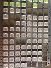 美甲专用LED灯5054紫光365+395双芯LED