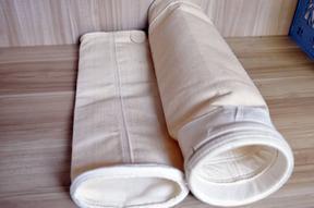 高温针刺毡覆膜除尘布袋/PTFE耐腐蚀覆膜滤袋