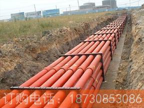 太原市玻璃钢电缆管价格 玻璃钢电缆管尺寸