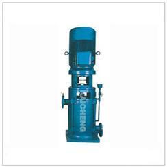 供应DL型铸铁材质立式多级离心泵