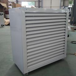4GS钢制热水工业暖风机钢管换热器