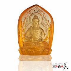 供应琉璃佛 华椢东风西式美LI-F0906F  琉璃佛像 批发琉璃 不动明王