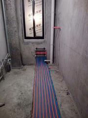 合肥暖气片移位暖气管道改造燃气锅炉移机清洗