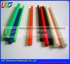 玻璃纤维杆,高强度高韧性玻璃纤维杆