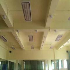 热瑜伽采暖器 高效节能辐射采暖器 高温瑜伽加热设备