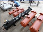 供应壳管式蒸发器-冷凝器