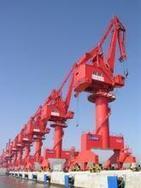码头吊机防腐