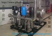 无负压叠压供水设备北京麒麟公司