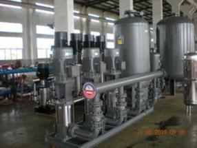 SCA型生活变频恒压供水设备