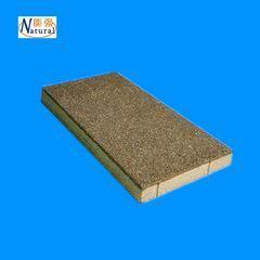  供应生态陶瓷颗粒透水广场砖人行道砖市政工程专用陶瓷透水砖