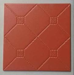 酒店厨房专用地砖,防滑砖,吸水砖,防潮砖,红缸砖