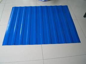 彩色压型钢板专业供应企业