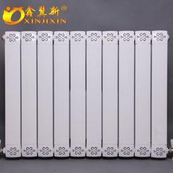 工程采暖@家用壁挂式铜铝复合暖气片散热器@铜铝复合暖气片厂家直销