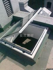 手动电动采光通风屋顶天窗