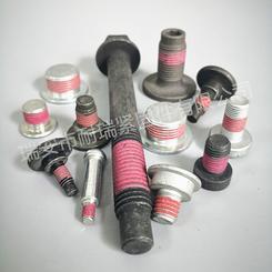 苍南耐瑞螺杆点胶 鹿城耐瑞标准件上胶 龙湾耐瑞螺丝涂胶加工