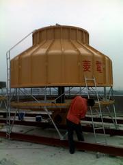 60T降温冷却塔凉水塔