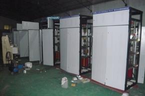 低压电容补偿滤波柜