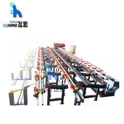 飞宏智能钢筋锯切套丝生产线 FHST-40 厂家直销