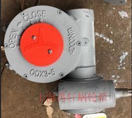 QDX3-5蜗轮阀门执行器