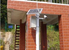 小型水库图像监测专题站