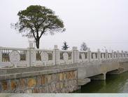 铸造石桥梁栏杆