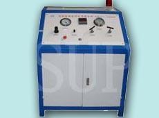 放喷器水压试验