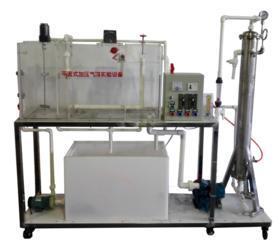 TW-HJ517连续(平流式)溶气气浮实验