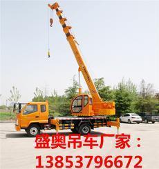 12吨吊车价格 12吨汽车吊车多少钱