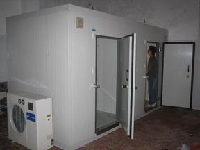 红旗低温库/冷冻库/冷藏库安装与设计