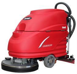 天津手扶式洗地机XD20保洁自动洗地机厂家供应