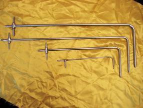 L型国产标准不锈钢皮托管